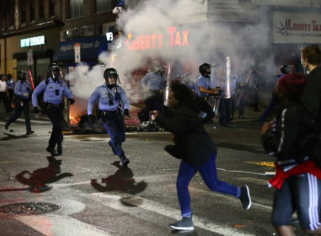 Philadelphia unrest