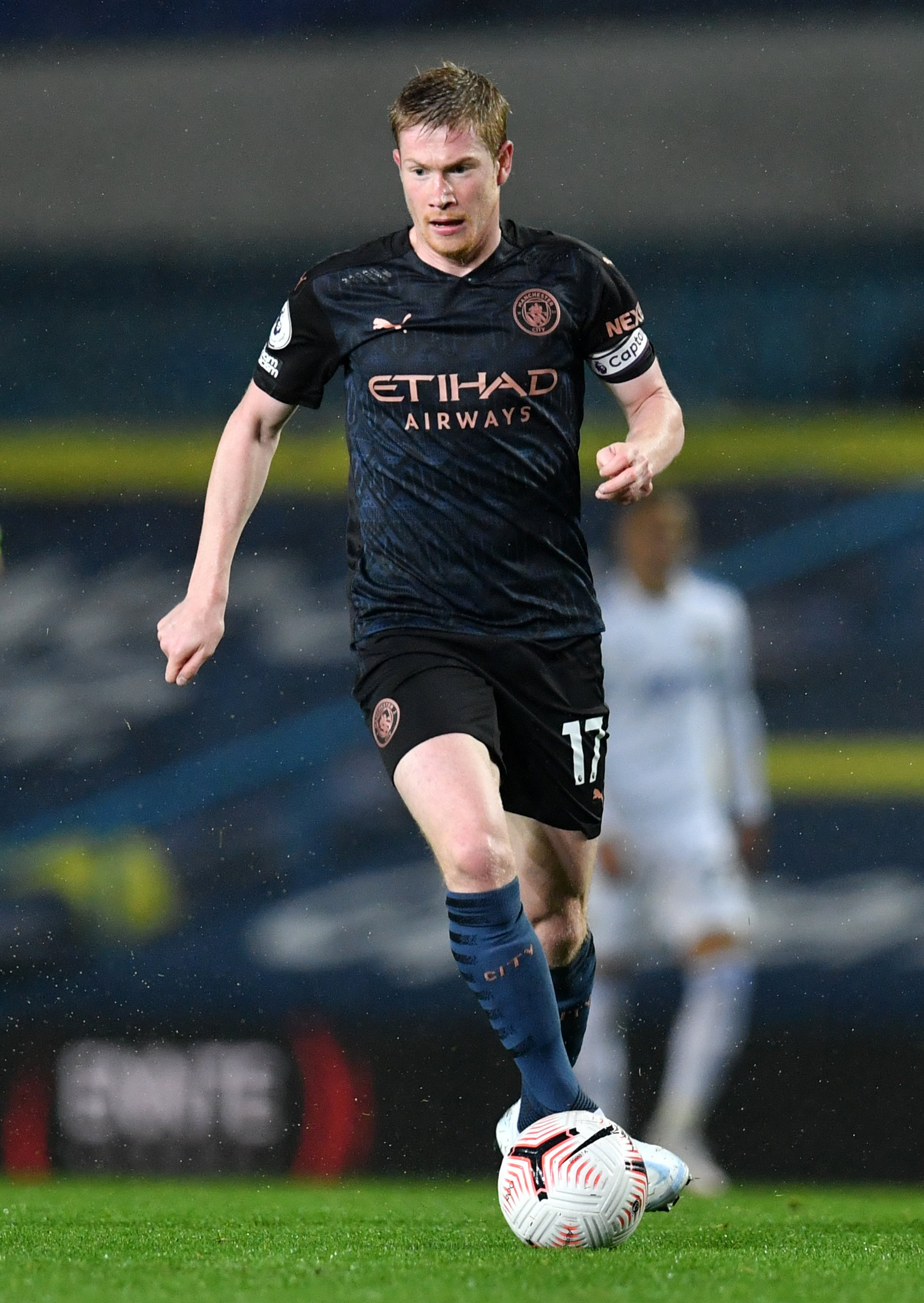 Kevin De Bruyne says patience was key for Manchester City during Marseille win