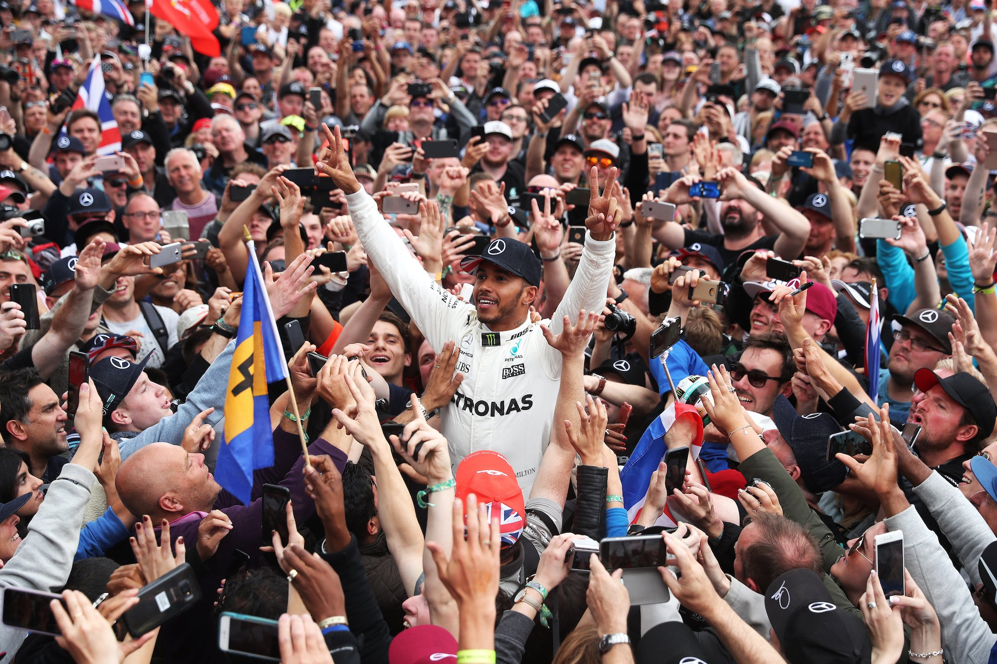 British Grand Prix to take place after Wimbledon and Euros in 2021
