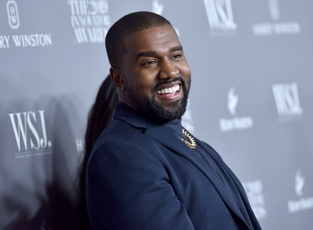 Kanye has successfully got onto the ballot in 12 US states