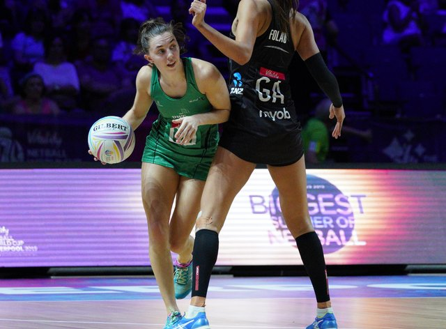 Michelle Magee is heading to Leeds Rhinos Netball