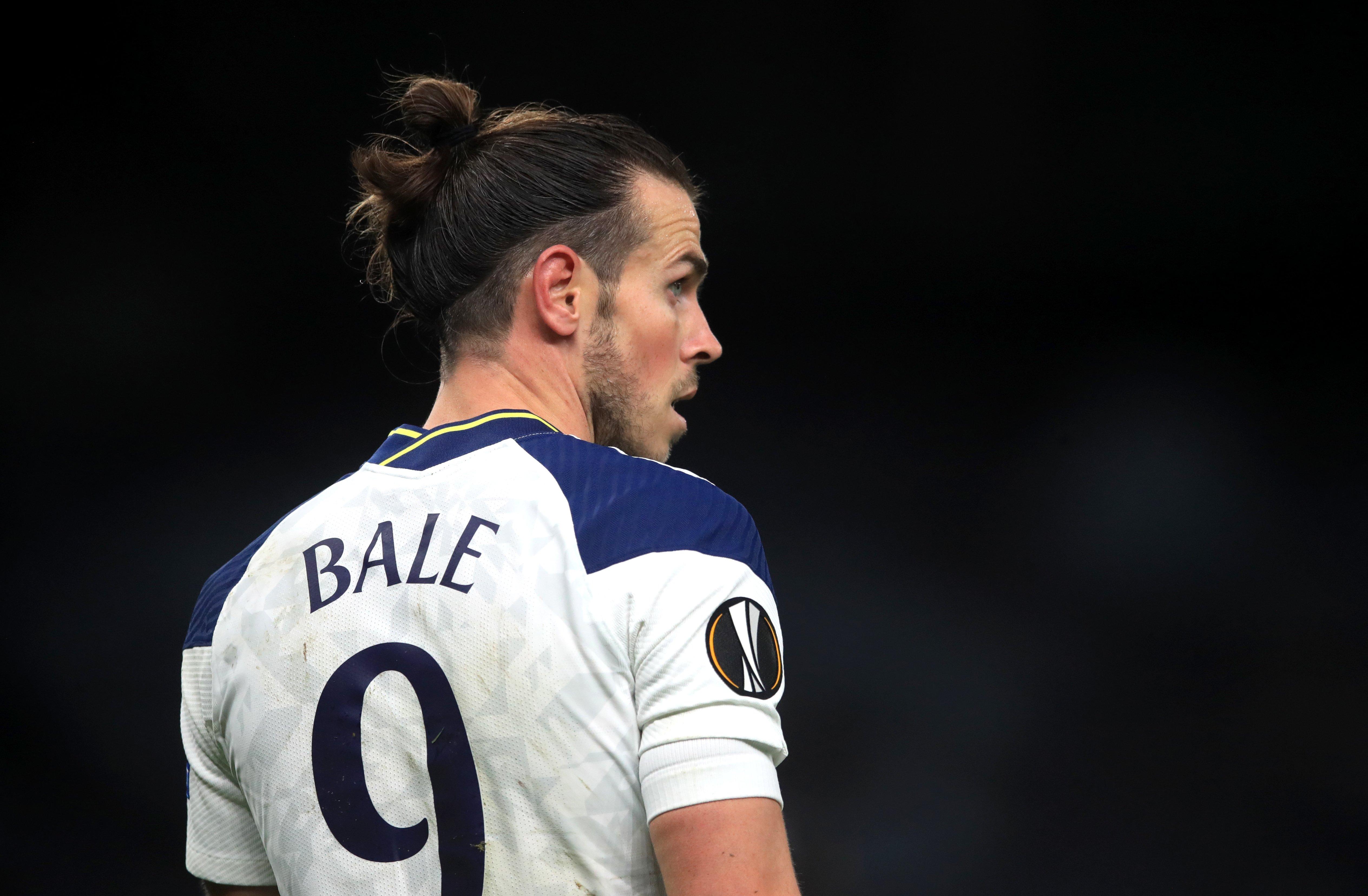 Jose Mourinho says Gareth Bale is ready to make his mark at Tottenham
