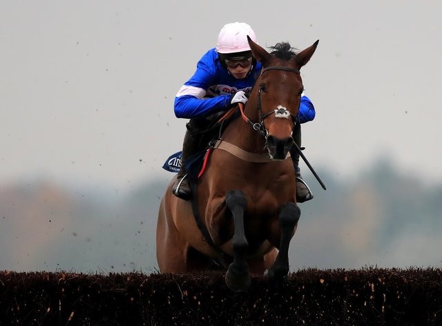 Cyrname runs in the bet365 Charlie Hall Chase at Wetherby