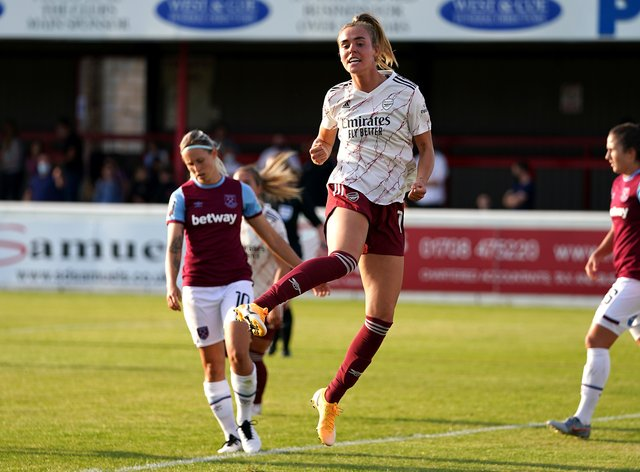 Roord has made a terrific start to the WSL season