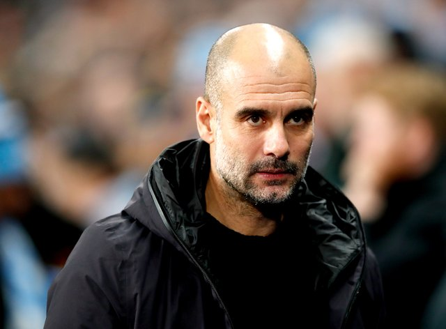 Pep Guardiola is wanted for a return to Barcelona