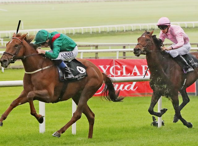Longines Irish Champions Weekend – Day Two – Curragh Racecourse