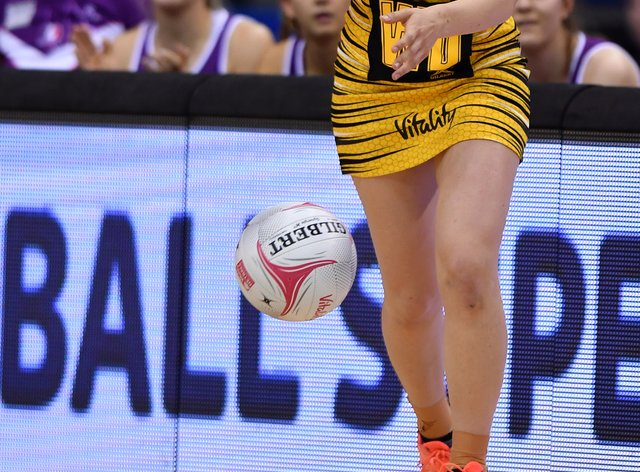 Amy Flanagan has re-signed for Wasps Netball
