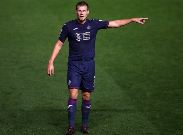 Defender Ryan Bennett will be fit for Swansea's home game against Blackburn