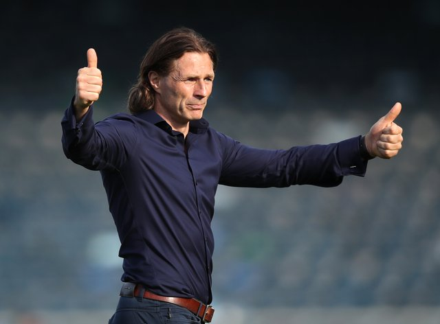 Gareth Ainsworth could select Uche Ikpeazu