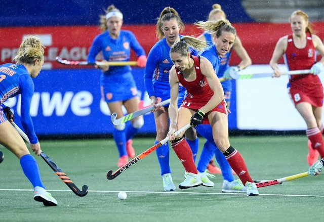 GB hockey failed to capitalise following their performance earlier this week