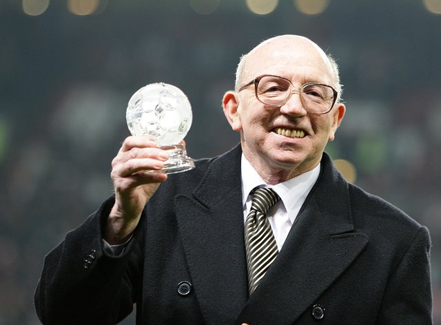 England World Cup winner Nobby Stiles has died at the age of 78
