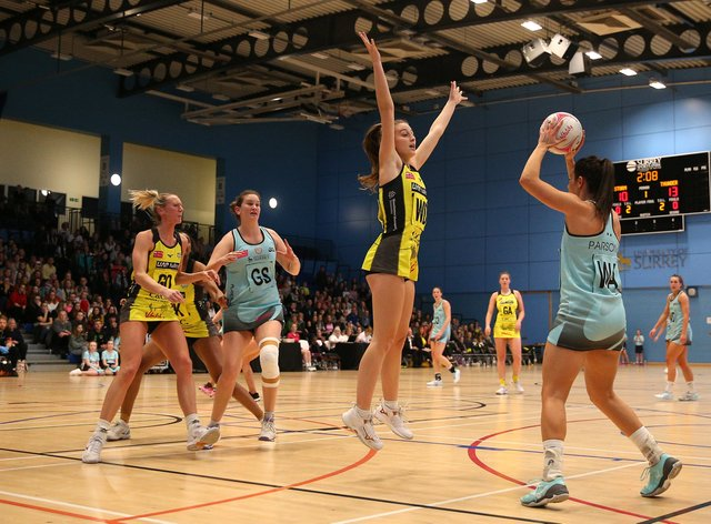 The Vitality Netball Superleague is due to get underway in February