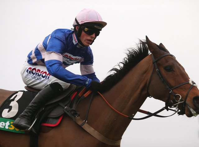 Cyrname is the star attraction in the Charlie Hall at Wetherby
