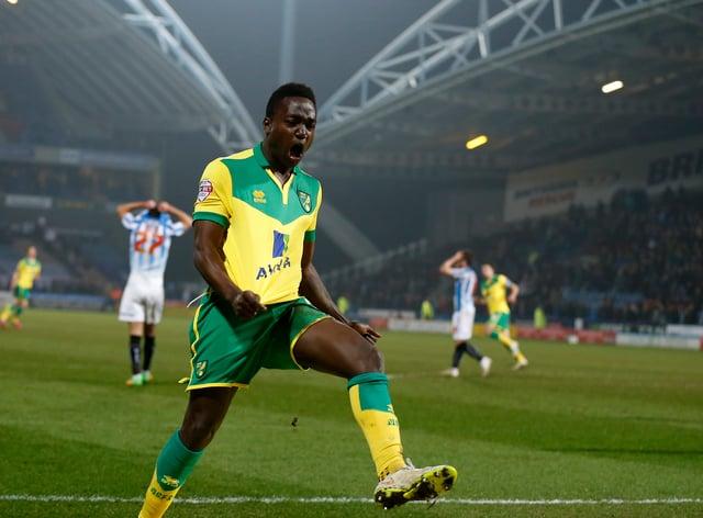 Jamar Loza netted twice for King's Lynn