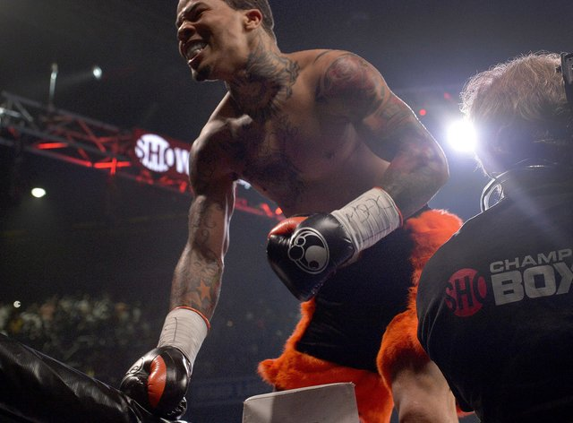 Davis re-affirmed his status as one of the biggest talents in world boxing