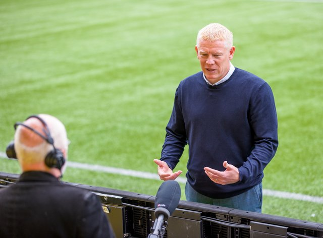 Gary Holt wants Livingston to get back to basics