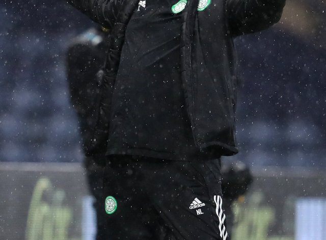 Celtic manager Neil Lennon happy with cup semi-final win