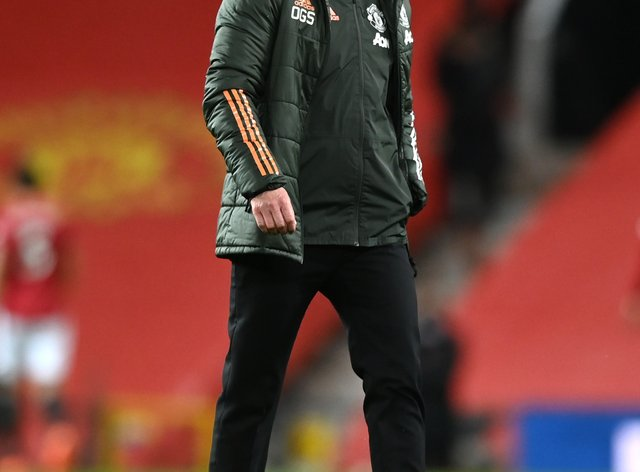 Manchester United manager Ole Gunnar Solskjaer saw his side beaten at Old Trafford again