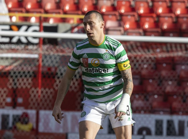 Celtic need to kick on says Scott Brown