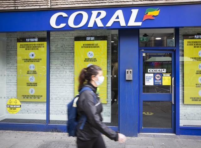 Coral shop