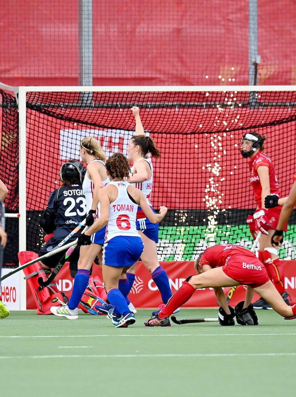 <p>GB women's hockey announce title sponsor </p>