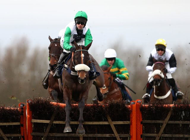 Kim Bailey believes Vinndication can be a contender in the Magners Cheltenham Gold Cup
