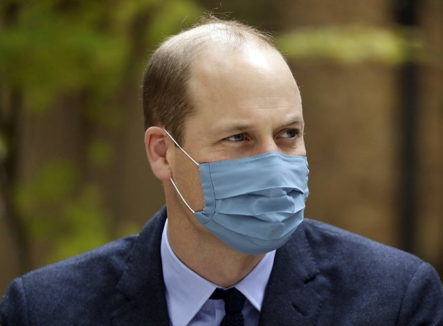 The duke tested positive for coronavirus in April but the news has only just come to light