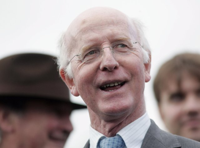 John Oxx saddled his final runners on Monday