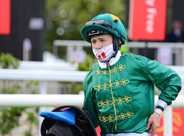 Colin Keane is Ireland's champion Flat jockey again