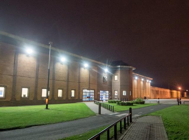 HMP Belmarsh Prison