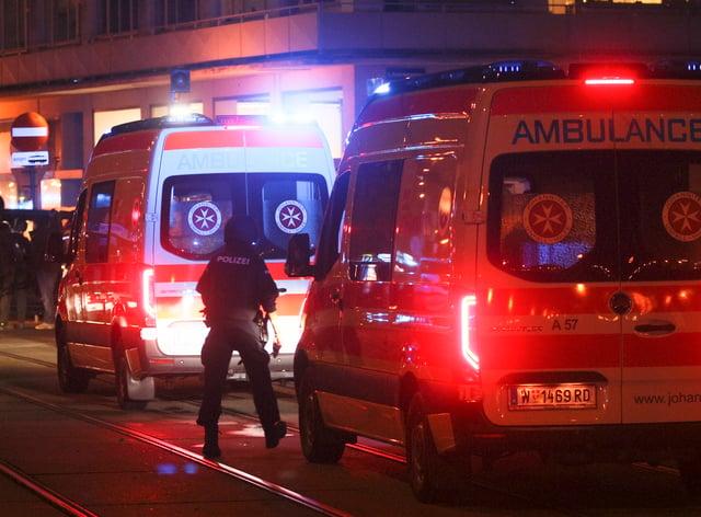 Austria Police Operation