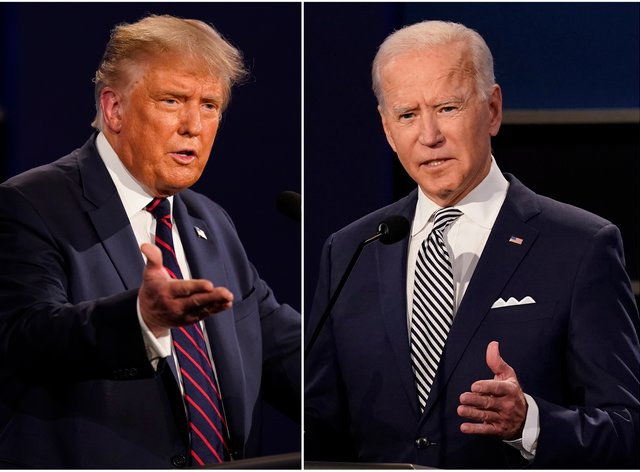 Donald Trump and Joe Biden have done their bit, now America decides