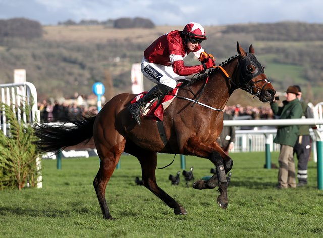 Tiger Roll is entered for the Lismullen Hurdle at Navan