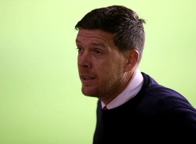 Darrell Clarke admitted Walsall had 'got away with one'