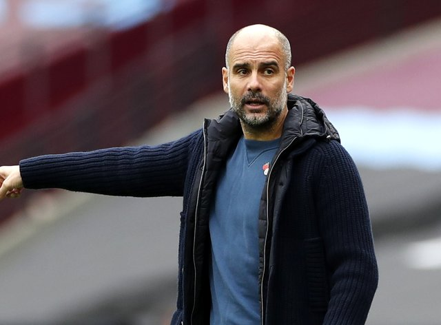 Pep Guardiola wants City to sharpen up in front of goal