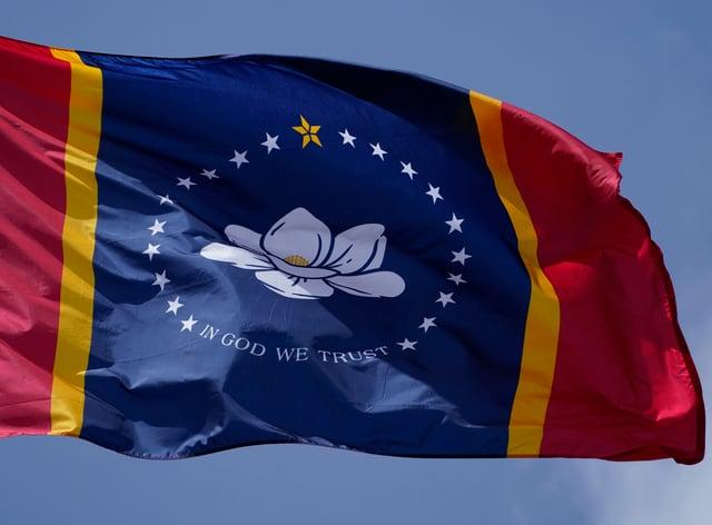 The new Mississippi Flag