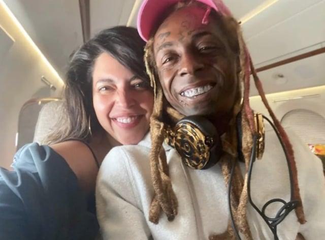 Denise Bidot has split up with Lil Wayne