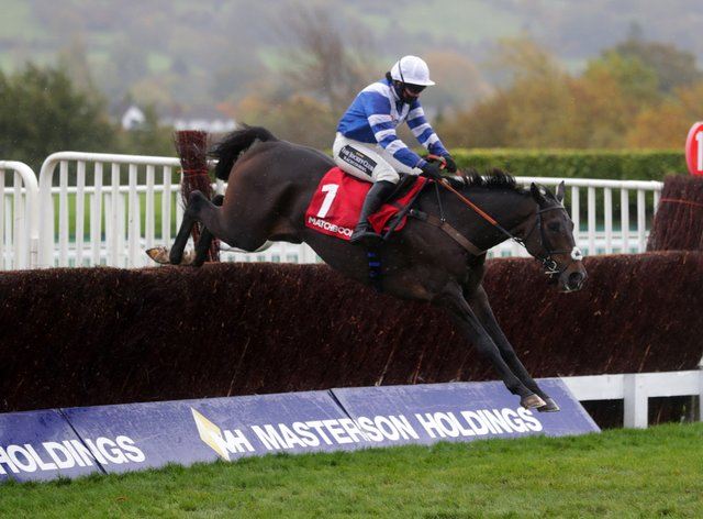 Frodon could head to Aintree for his next run