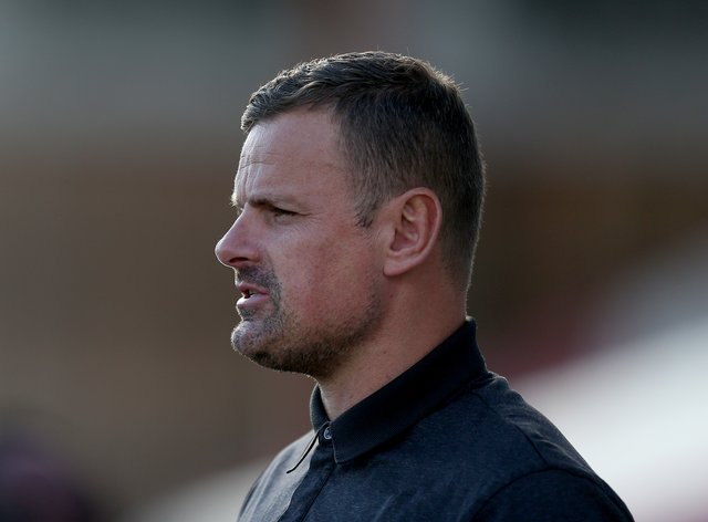 Richie Wellens has been appointed as the new Salford manager