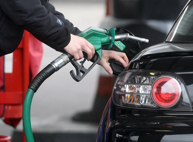 A second supermarket giant has cut fuel prices following a reduction in wholesale costs (Lewis Whyld/PA)
