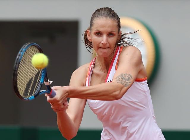 Karolina Pliskova has parted ways from her coach ahead of the new season