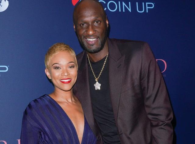 Lamar Odom and Sabrina Parr have split up