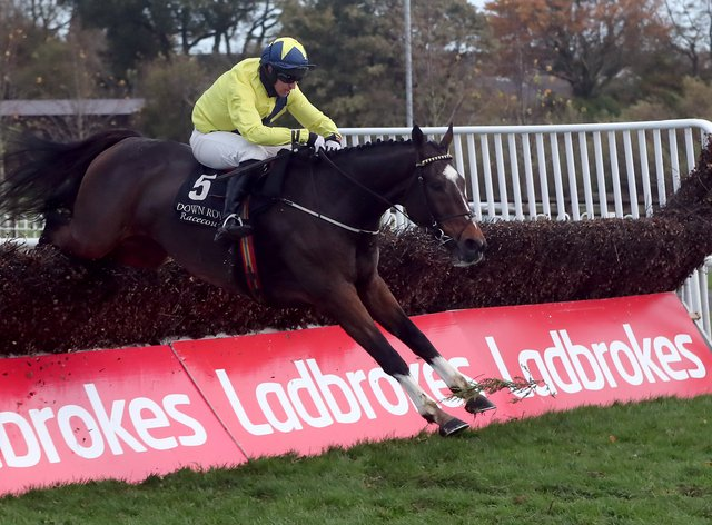 Ladbrokes Festival of Racing – Day Two – Down Royal Racecourse
