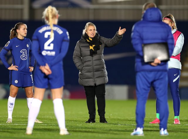 Hayes has said she knows how good Everton are