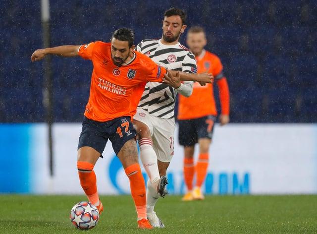 Istanbul Basaksehir beat Manchester United on Wednesday