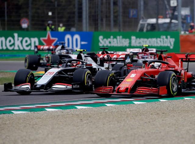 Formula One cars will race in Saudi Arabia next year