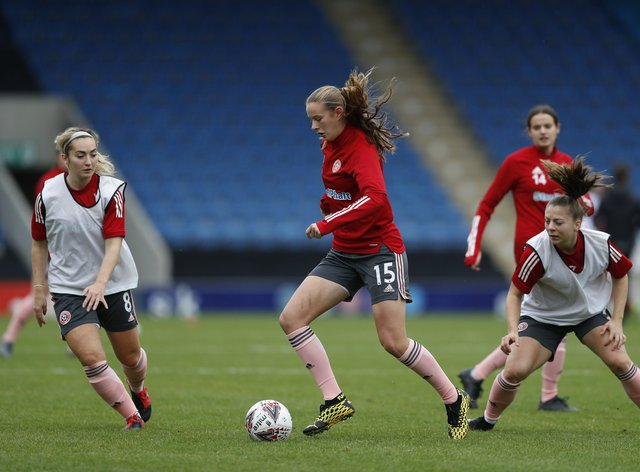 Hannah Coan is set to depart from the FA Championship club