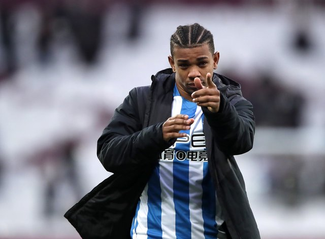 Juninho Bacuna is set to return for Huddersfield.