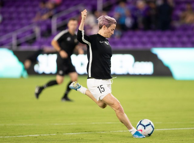Rapinoe could be a part of the expansion draft
