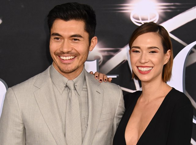 Henry Golding's wife Liv Lo is pregnant